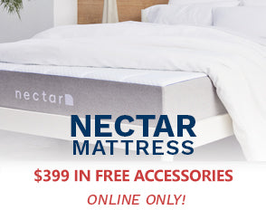 Mattress in a Box Deal with Free Adjustable Base at American Mattress
