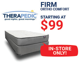Twin Mattress for Sale under $99 | American Mattress