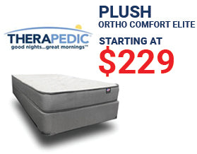 Therapedic Mattress for Sale Starting at $200 | American Mattress