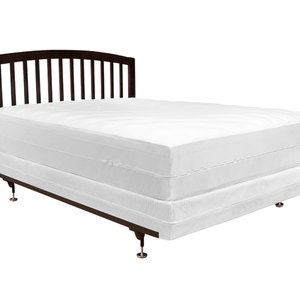 SlumberShield Premium Smooth Top Mattress Encasement Mattress Cover American Mattress