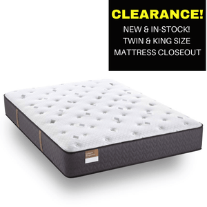 Sealy Etherial Gold Plush Mattress Clearance Mattress Sealy