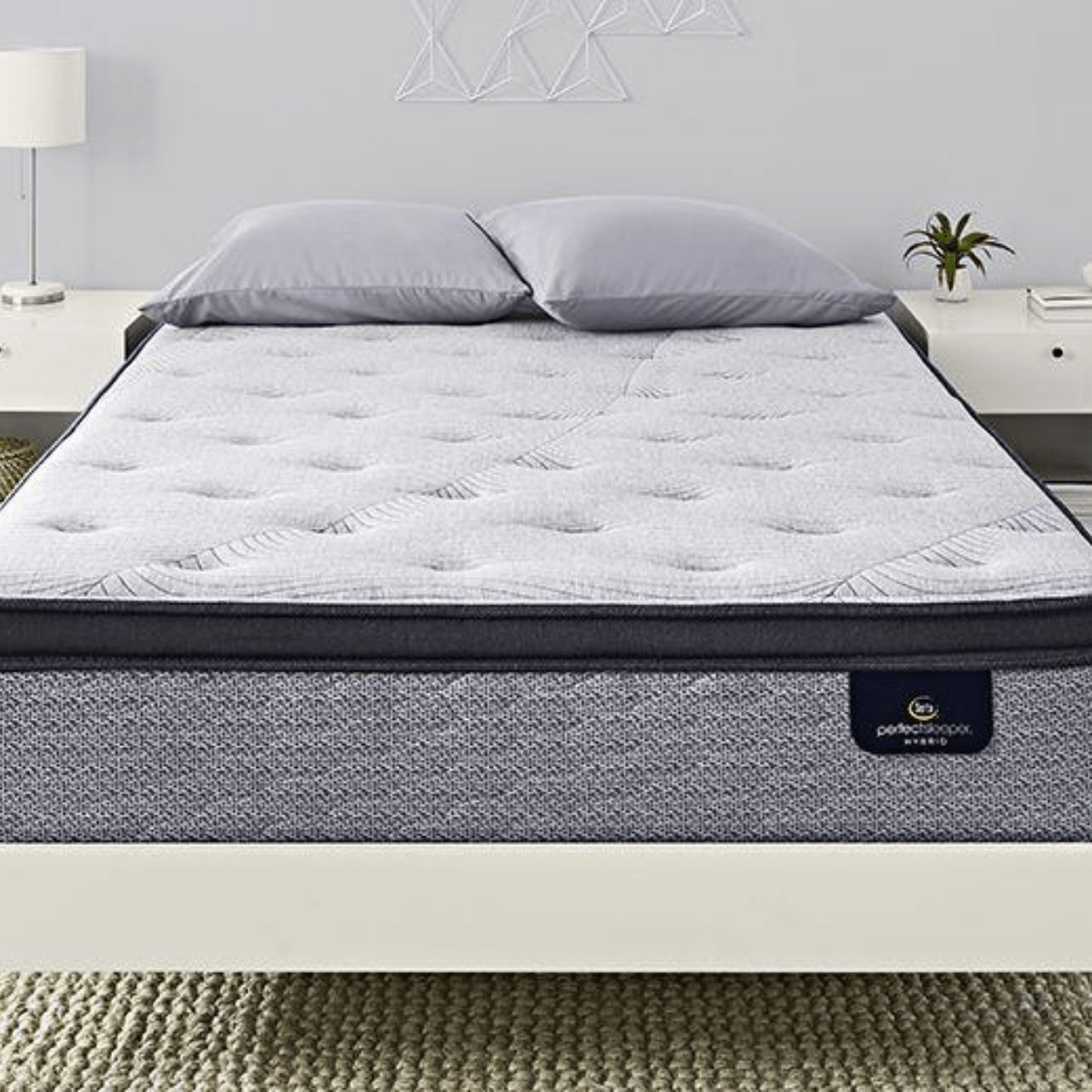 Serta Rosehill Plush Pillow Top American Mattress