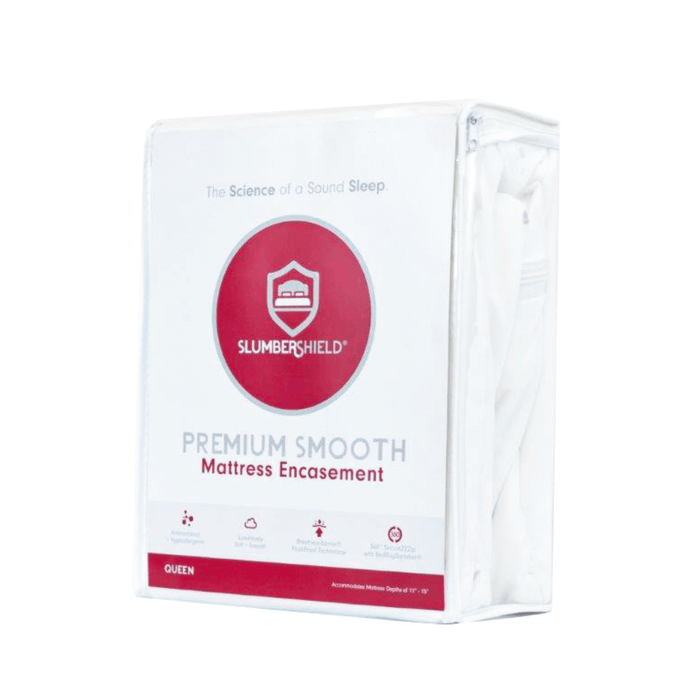 SlumberShield Premium Smooth Top Mattress Encasement