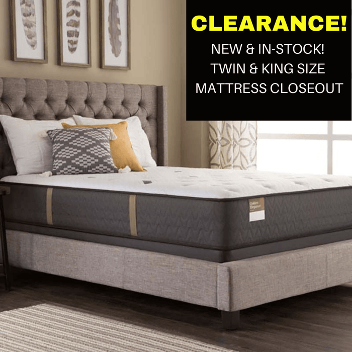 Sealy Etherial Gold Plush Mattress Clearance