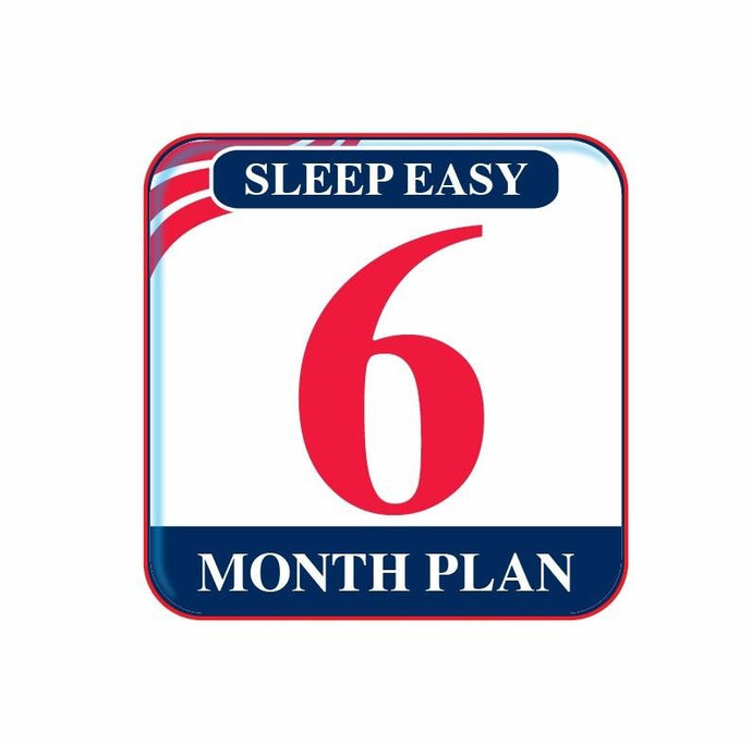 6 Month Sleep Easy Guarantee