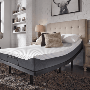"AM Elite 10"" Memory Foam Mattress Mattress Ashley"