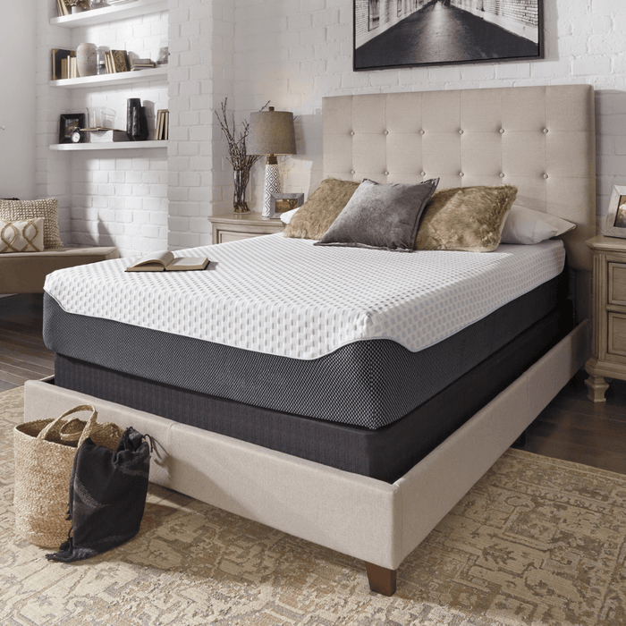 "AM Elite 12"" Memory Foam Mattress"