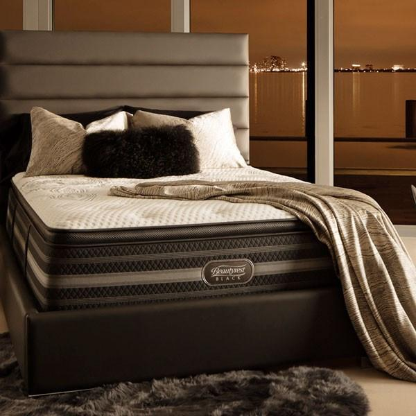 Beautyrest Black - Katarina Plush Pillow Top Mattress