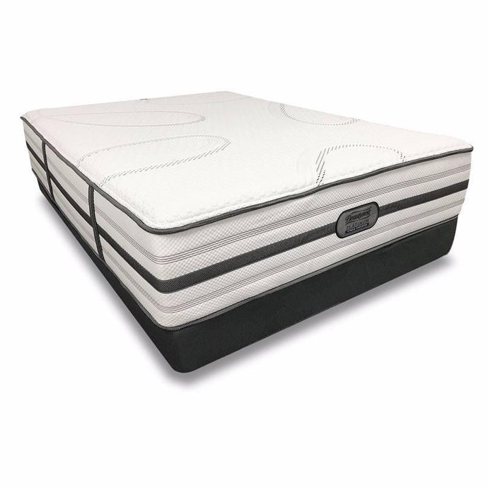 Beautyrest Platinum Hybrid Advanced Illumination Luxury Firm Mattress