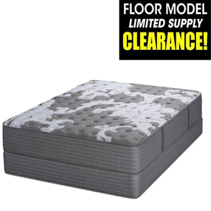 Clearance Restonic Beginnings Plush Mattress Restonic