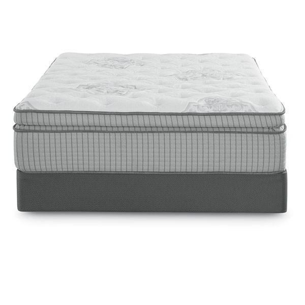 Restonic Biltmore Ornate Hybrid Super Pillow Top Mattress - Private Event Sale Mattress Restonic