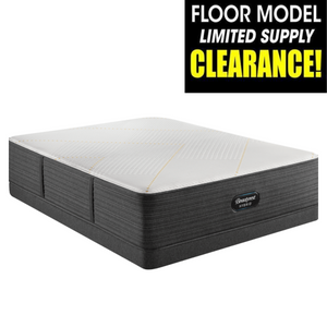 Clearance Beautyrest Hybrid Carbondale Ultra Plush Mattress Beautyrest