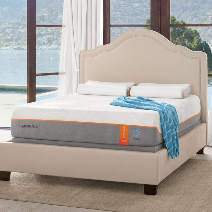 Tempur-Pedic Contour Elite Breeze Firm Mattress-Mattress-American Mattress