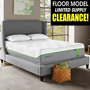 Tempur-Pedic Flex Supreme Floor Model Clearance Mattress Tempur-Pedic