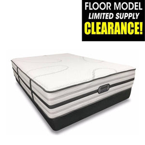 Floor Sample Beautyrest Platinum Hybrid Advanced Illumination Luxury Firm Mattress Mattress Beautyrest