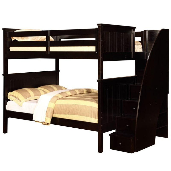 Lakeshore Full Beadboard Bunk Bed