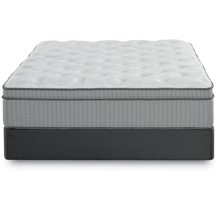 Restonic Biltmore Meadow Trail Hybrid Euro Top Mattress - Private Event Sale Mattress Restonic