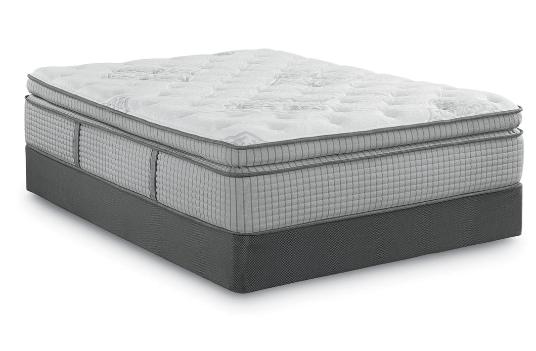 Restonic Biltmore Ornate Hybrid Super Pillow Top Mattress Mattress Restonic