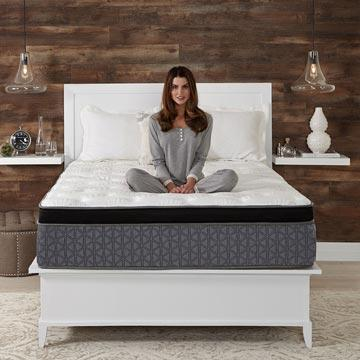 Restonic ComfortCare Euro Top - Private Event Sale Mattress Restonic