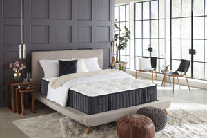SL 1000 Hybrid Plush Mattress Mattress Scott Living