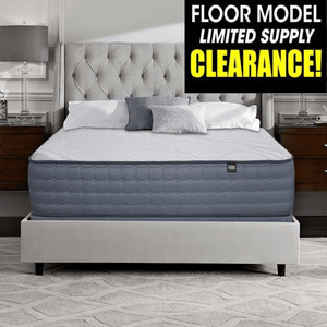 Therapedic Sedona Plush Floor Sample Mattress Therapedic
