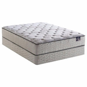 Serta Magnolia Vale Plush Mattress Set