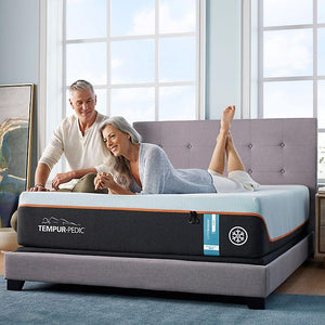 TEMPUR-LuxeBreeze Soft Mattress Tempur-Pedic