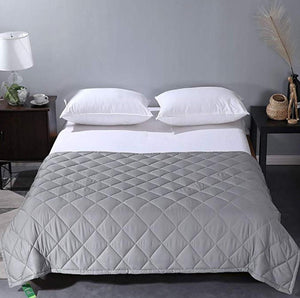 American Mattress Weighted Blanket Weighted Blanket Slumbershield