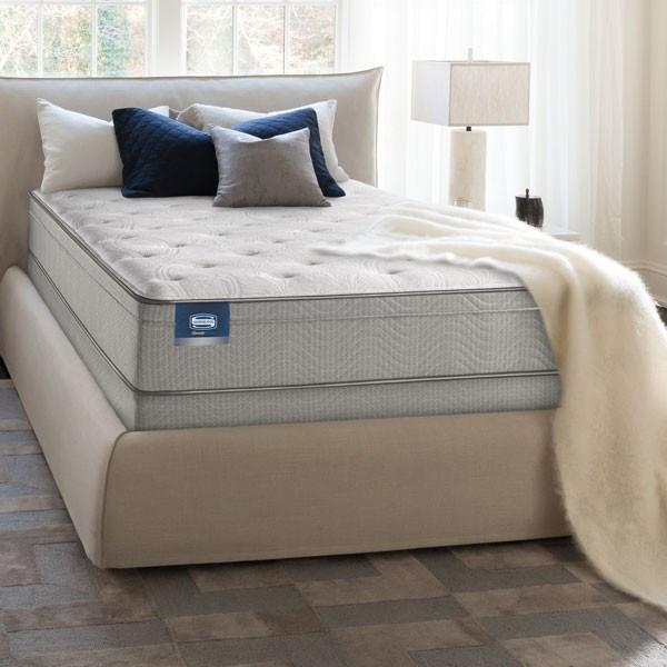BeautySleep Bamboo Cay Plush Mattress