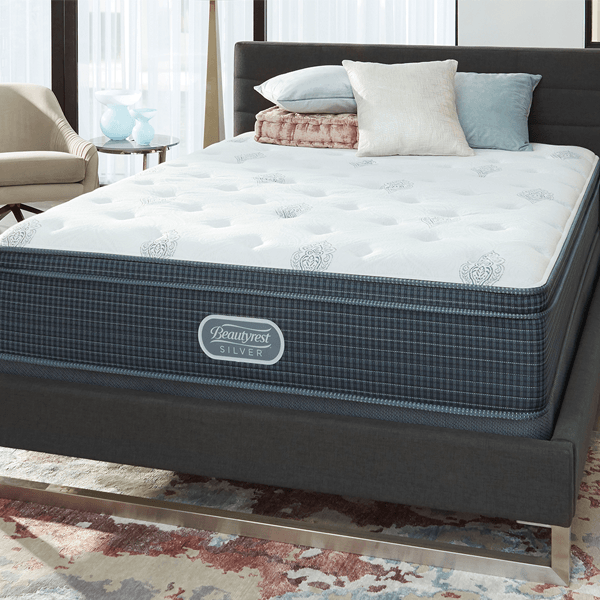 Beautyrest Silver San Isabel Super Pillow Top Mattress-Mattress-American Mattress