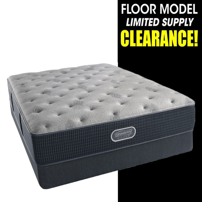 Clearance Beautyrest Silver San Isabel Super Pillow Top Mattress