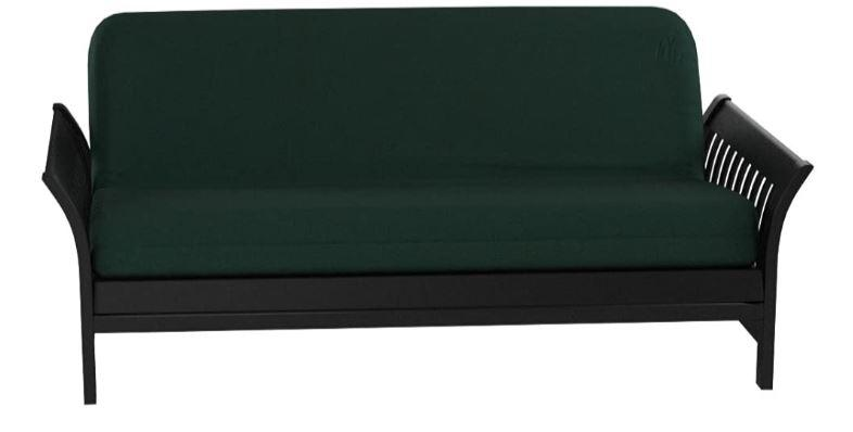 Futon Mattress Covers Futon Mattress American Mattress Full Hunter Green