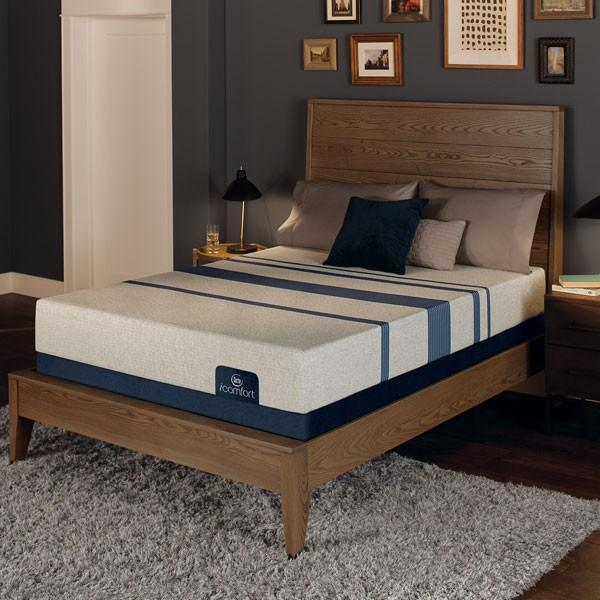 iComfort by Serta Blue 100 Gentle Firm Mattress