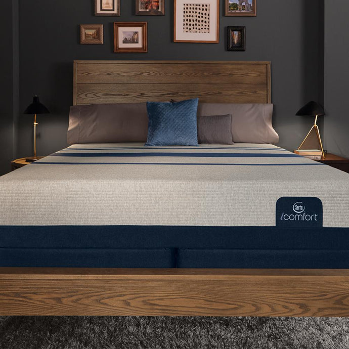 iComfort by Serta Blue 300 Firm Mattress