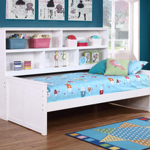 Lakeshore Twin Sideways Bed with 3 Drawer Storage Espresso-Kids Bedroom Sets-American Mattress