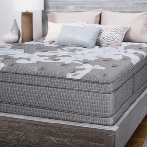 Clearance Restonic Artwork Euro Top Mattress Restonic