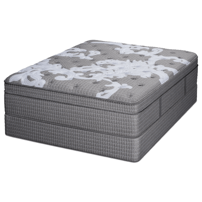 Restonic Artwork Euro Top Mattress Restonic