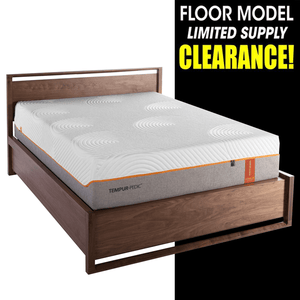 Tempur-Pedic Contour Rhapsody Luxe Floor Model Clearance Mattress Tempur-Pedic