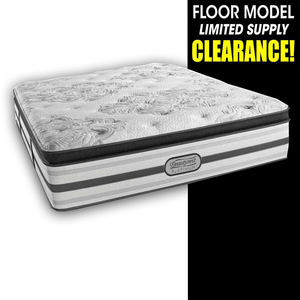 Clearance Beautyrest Platinum Miram Pillow Top Mattres
