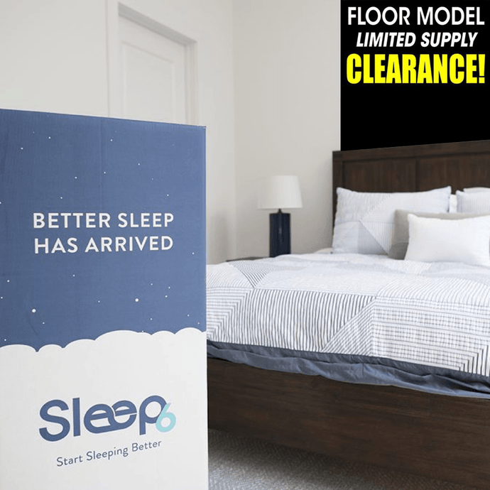 Clearance Sleep6 - Whisper
