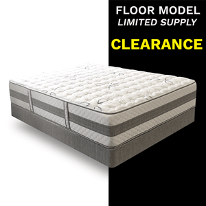Clearance Serta Starshine Hybrid Firm Mattress