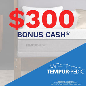 Tempur-Pedic Flex Supreme Breeze Mattress
