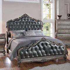Acme Chantelle Panel Bed 20540Q Bed Acme