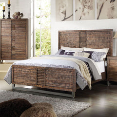 Acme Andria Panel Bed 21290Q