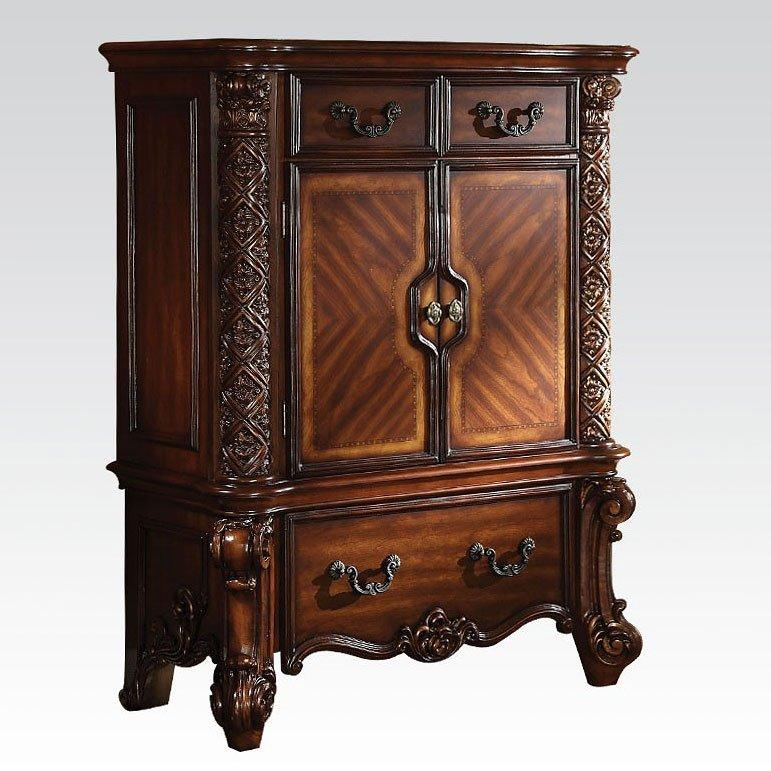 Acme Vendome Cherry Chest 22006 Chest Acme