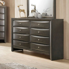 Acme Ireland Gray Oak Dresser 22706