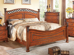 Acme Manfred Poster Bed 22770Q