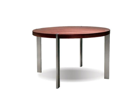 Mobital Voom Natural Walnut Dining Table DTAVOOMWALN Dining Tables Mobital