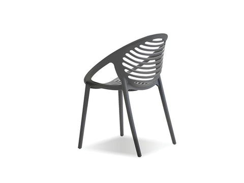 Mobital Gravely Grey Occasional Chair OARGRAVGREY Occasional Chairs Mobital