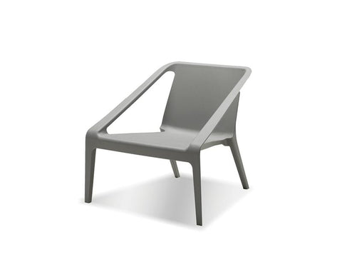 Mobital Yumi Grey Occasional Chair LCHYUMIGREY Occasional Chairs Mobital